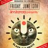 DJ Mes Live @ InStereo Black Cat Beatz 06.13.14