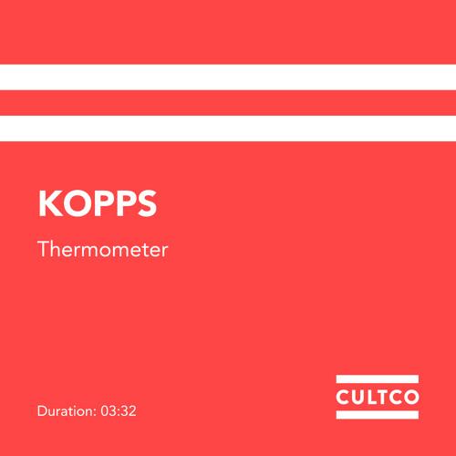 KOPPS - Thermometer