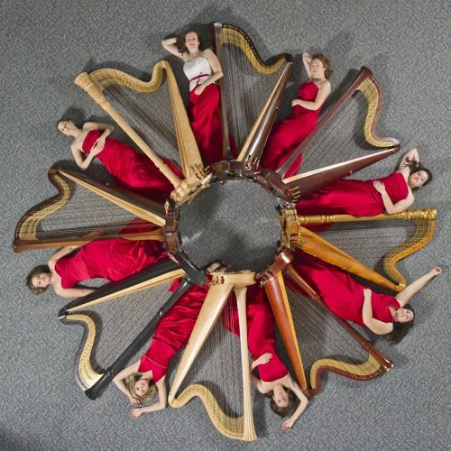 Chicago (For Harp Ensemble) - Sufjan Stevens (arr. by Mikaela Davis)