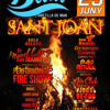 DISCOBLAU 23 JUNY NIT DE SANT JOAN - MANEL LÓPEZ - SERGIO CALERO - PAU BRULL - PERFORMANCE FIRE SHOW