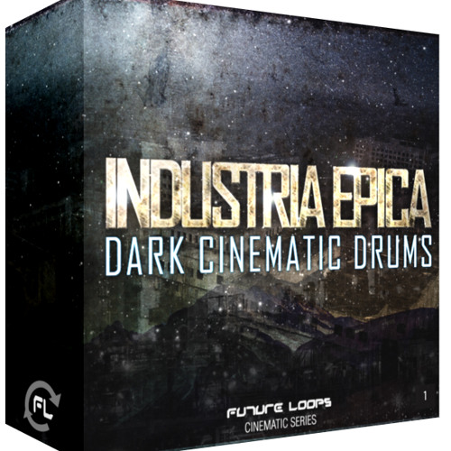 Industria Epica Dark Cinematic Drums Mp3