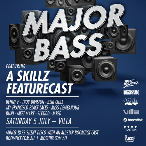 Bezwun's Mix for Major Bass