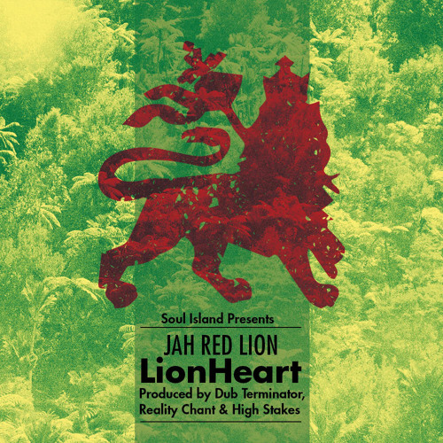 Jah Red Lion & Dub Terminator - Never leave me alone EP OUT JULY 23!!