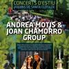 ANDREA MOTIS & JOAN CHAMORRO Portada del disco