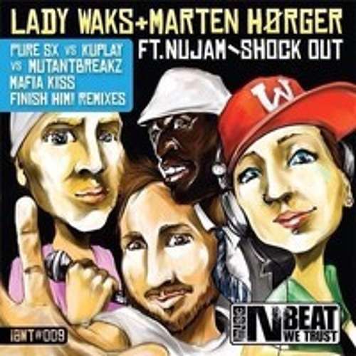 OUT NOW: LADY WAKS x MARTEN HØRGER - SHOCKOUT (feat NUJAM) - CLIP