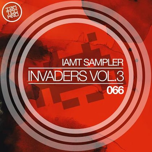 D'JAMENCY Vs OLIVER X - The Dark Age - Invaders Vol.3 /// IAMT 066 - UA/snippet