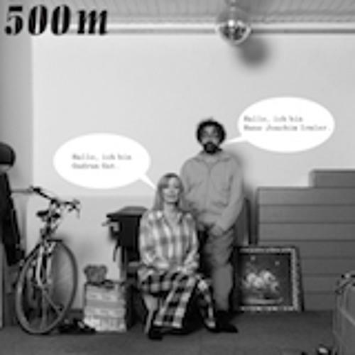 "Gut und Irmler ""500m"" (snippets) Out Sep 5, 2014"
