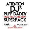 Puff Daddy | We Dem Boyz (Remix) ft. Meek Mill & French Montana (Clean)