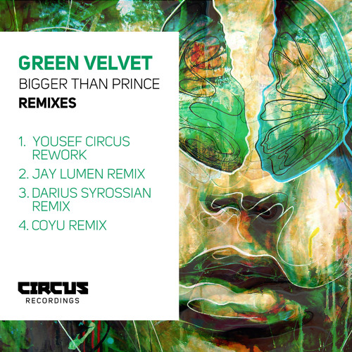 Premiere: Green Velvet - Bigger Than Prince (Jay Lumen Remix)
