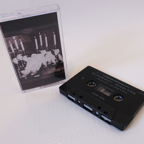 TEMP001: Microburst 'Occulting EP' - *PREVIEW* - Cassette/Digital