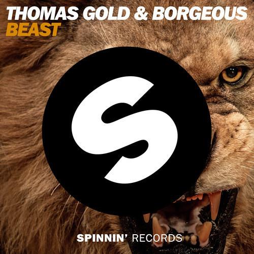 Thomas Gold & Borgeous - Beast (preview)