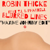Robin Thicke ft. T.I. & Pharrell - Blurred Lines (Maxime Johnny Edit) * * FREE DOWNLOAD * *