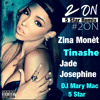 2 ON 5 STAR REMIX FT. Zina Monèt, JADE JOSEPHINE , TINASHE , DJ MARY MAC STAR