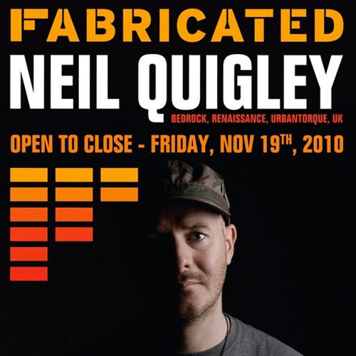 Neil Quigley - Live at Fabricated, Toronto - November 19, 2010 - Part 2