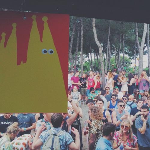 DVE Live @ Secretsundaze SONAR 2014 Barcelona