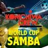 konichiwa crew -World Cup Samba