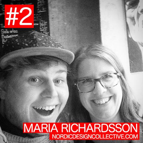 #2 - Maria Richardsson, Nordicdesigncollective.com