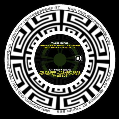 Tekno´s 23- Spirit Fever02 [Vinyl_Tek A Lot 01]