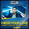 Calvin Harris ft. Ellie Goulding - I Need Your Love (V.Reznikov & Denis First ft. Portnov)