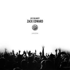 Zack Edward LIVE on Mixify