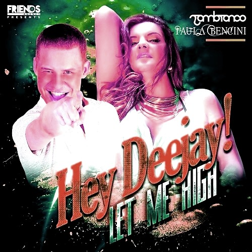 Zambianco & Paula Bencini - Hey Dj (Let Me High)(DJ Lapetina Unreleased Tribal Dub Mix)#Free Dwnld#