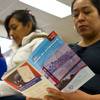 Undocumented Immigrants Prepare for Drivers Test