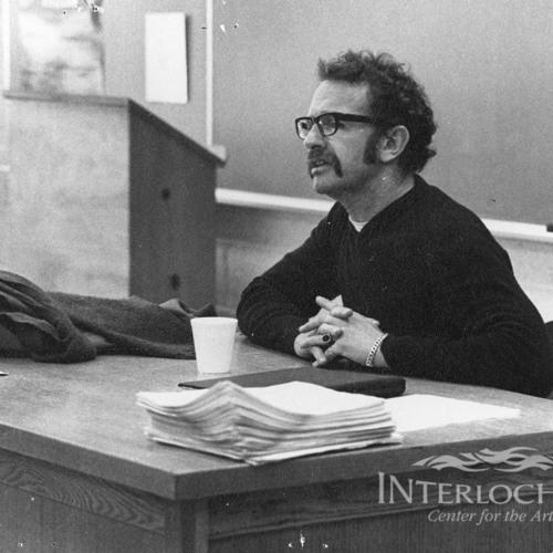 An Interview with Poet Philip Levine at Interlochen Arts Academy, 1977