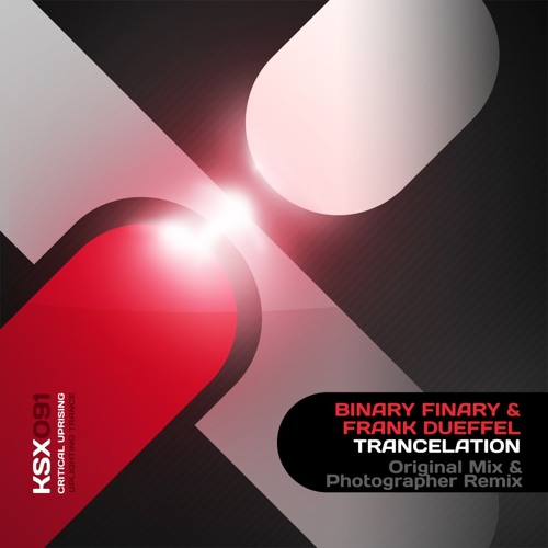 Binary Finary & Frank Dueffel - Trancelation (Photographer Remix) PREVIEW