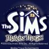 The Sims Makin' Magic at Sims Loading Screen