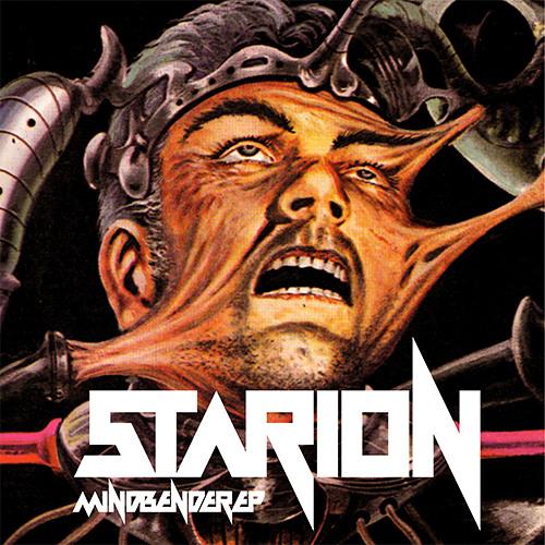 Starion Mindbender EP - PRE-ORDER NOW!