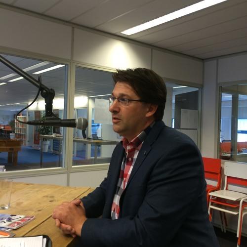 Marco Den Hertog van het zakelijke internetplatform BizForBiz