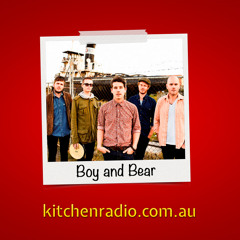 The Kitchen interviews Dave from Boy And Bear