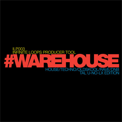 #WAREHOUSE TAL U-NO-LX Edition (Presets Demo) House/Acid/Deep/Techno/Oldskool/Rave