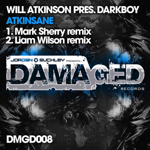 Will Atkinson pres. Darkboy - Atkinsane (Mark Sherry Remix)