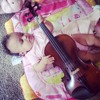 """Stay With Me (Violin Cover) by Ashanti Floyd """"The Mad Violinist"""""""