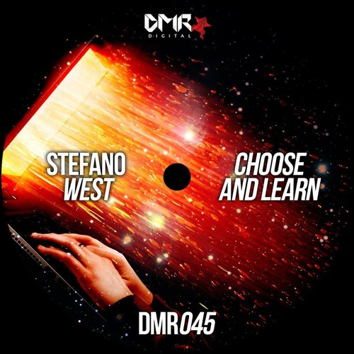 DMR 045 - Stefano West - The Mountain After The Sea (OUT 6TH JUL 2014)