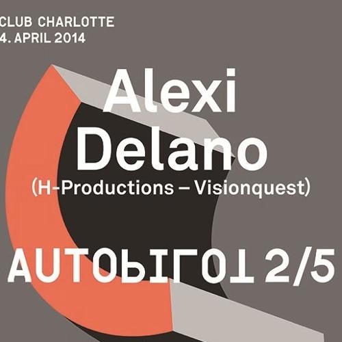 Alexi Delano @ Autopilot 04.04.2014 Club Charlotte
