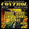 TORRO TORRO - CONTROL Mini Mix (JUNE 20th 2014)