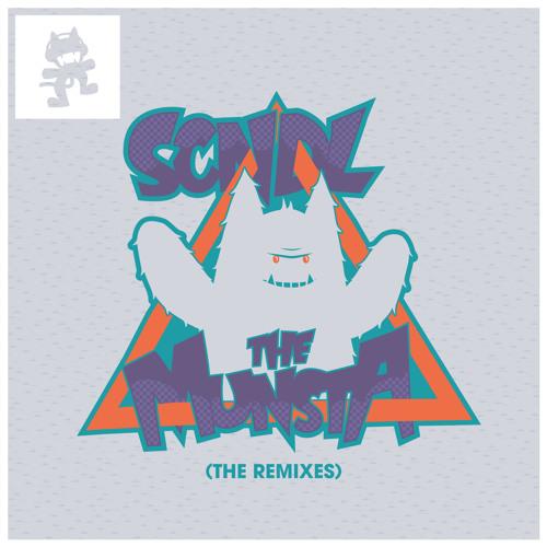 SCNDL - The Munsta (AlphavibeZ Remix)