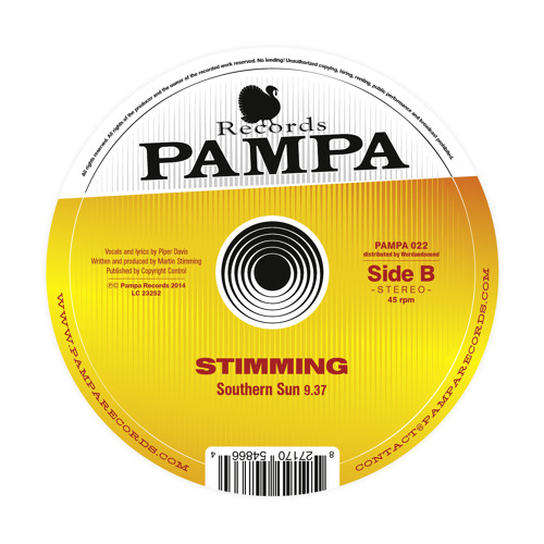 Stimming - Southern Sun Feat. Piper Davis