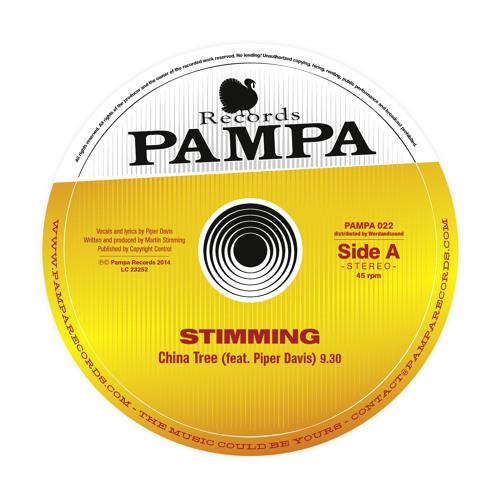 PAMPA022 - Stimming - Southern Sun E.P.
