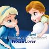 ¿Y si hacemos un muñeco?- Frozen Oficial Cover