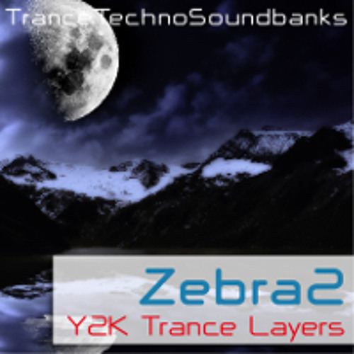TTS ZEBRA2 Y2K TRANCE LAYERS 1998-2003 - 90 Sounds for Zebra2