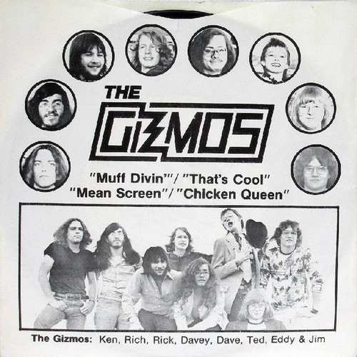 The Gizmos - That's Cool