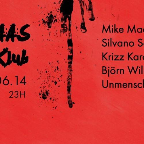 18.06.2014 Bjoern Willing @ Vollgaaas At Kumi Klub, Mainz