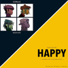 Pharrell Williams / Gorillaz - Happy / Feel Good Inc. Mish-mash