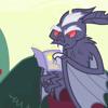 HOLY BASS, BATMAN! Scorch is Alive! Vampire Bats - MLP Remix