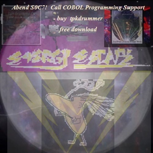 Abend S0C7!  Call COBOL Programming Support - (short Version For Free Download) - By Tpkdrummer