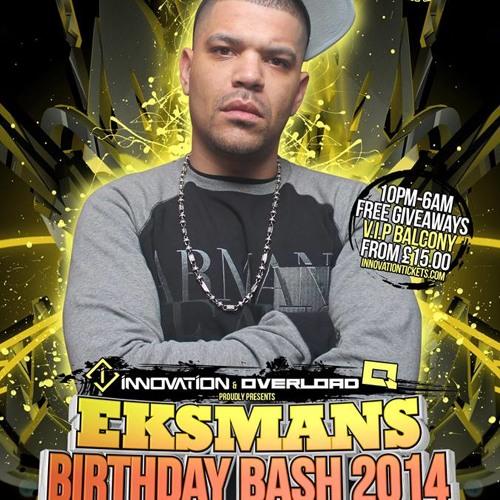 Eksmans Birthday Bash Next Hype Entry!