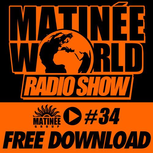 """#Matinéeworld 34 """"Opening Matinée @ Amnesia Ibiza"""""""